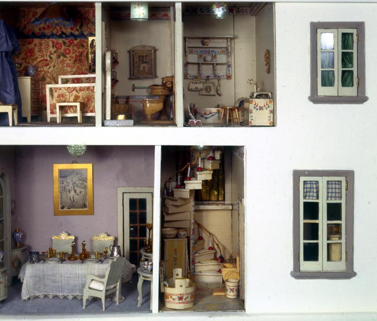 MCNY Kids Create: Looking Close and Building Tiny with the Stettheimer Dollhouse