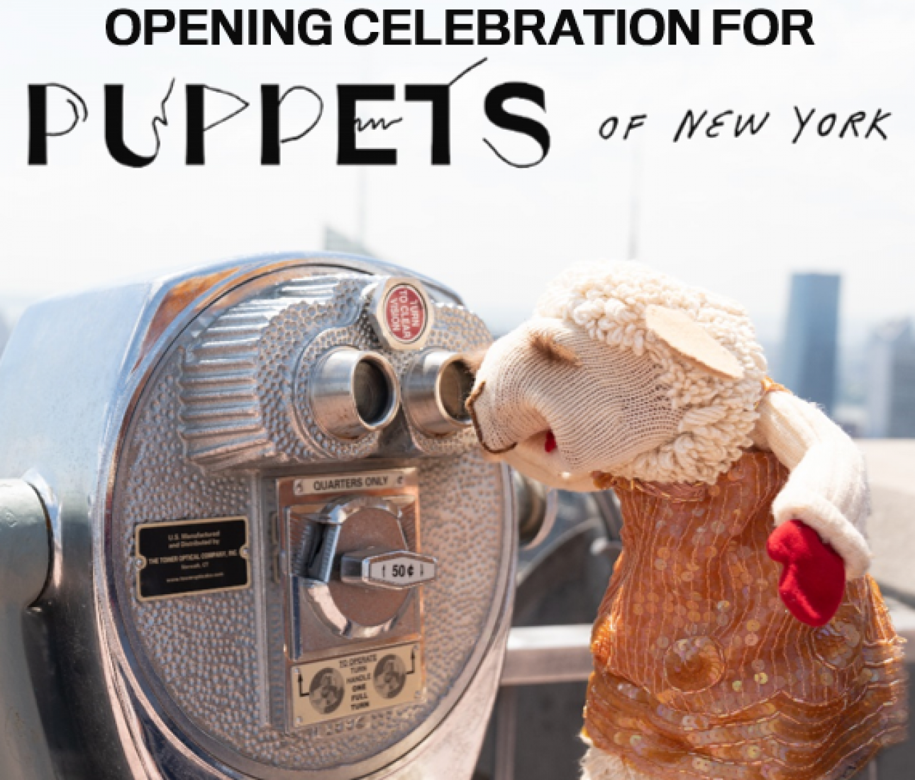 Opening Celebration for Puppets of New York