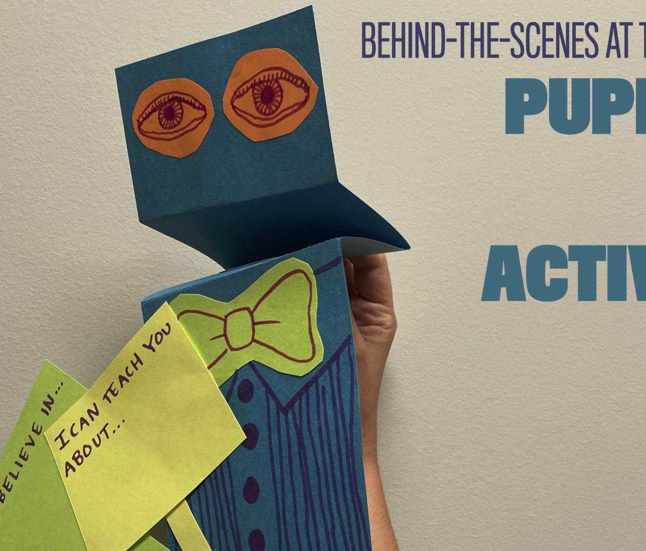 Dans les coulisses du musée: marionnettes et activisme à New York