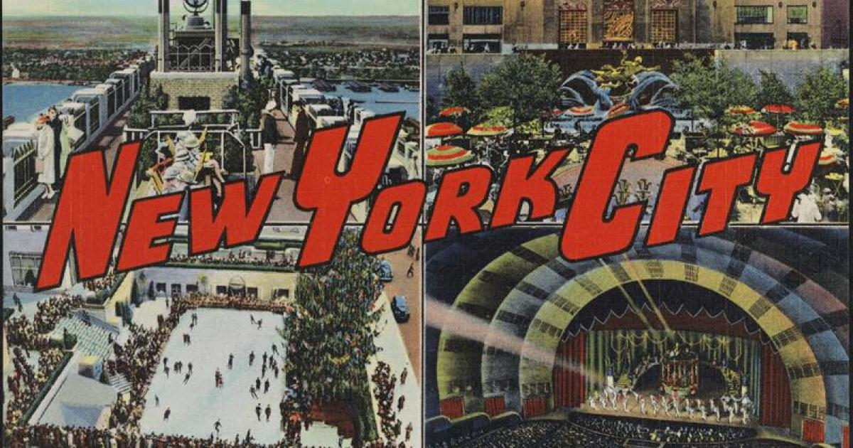 New york city zines museum of the city of new york for Teich design new york