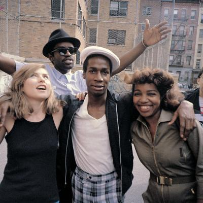 Grandmaster Flash, and Chris Stein] 1981, Courtesy of the photographer