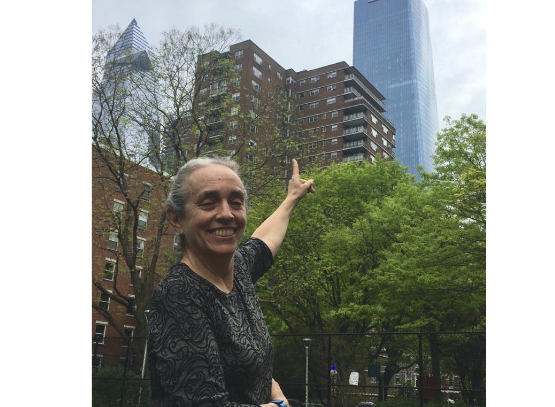 Visite à pied du conservateur - Chelsea avec Sarah Henry