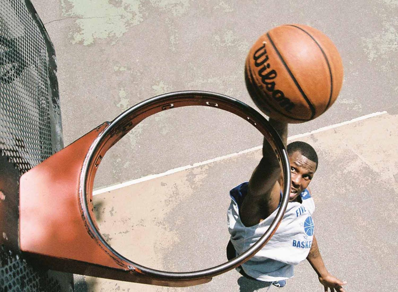 Definición Jay desde arriba. Fotografiado por Bobbito García.