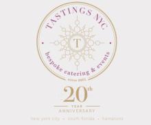 Logotipo da Tastings NYC