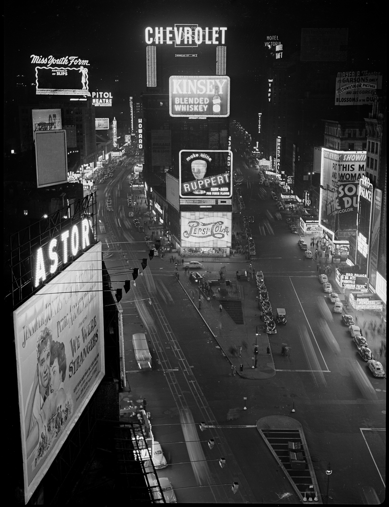 Arthur Rothstein, John Vachon, Phillip Harrington, LOOK Magazine, 1949. Museo de la Ciudad de Nueva York. X2011.4.11125