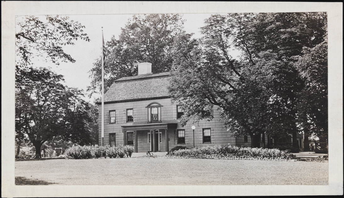 Rufus King's House ca 1950